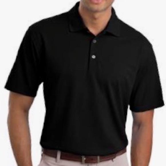 f2f7d6b7 Nike Shirts | Golf Tech Basic Drifit Swoosh Polo Shirt | Poshmark